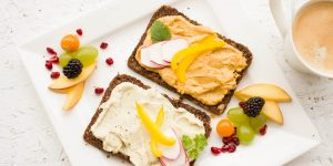 breakfast_healthy_colorful_hummus_spread_whole_wheat_bread_whole_wheat_coffee-1026783